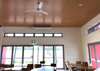 Air Conditioning Brisbane Sport Club