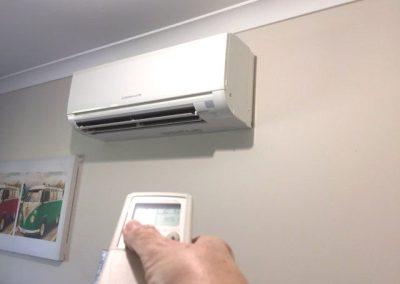 Bedroom Air Conditioning Brisbane