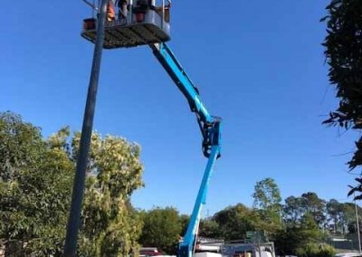 Cherry Picker Electrical