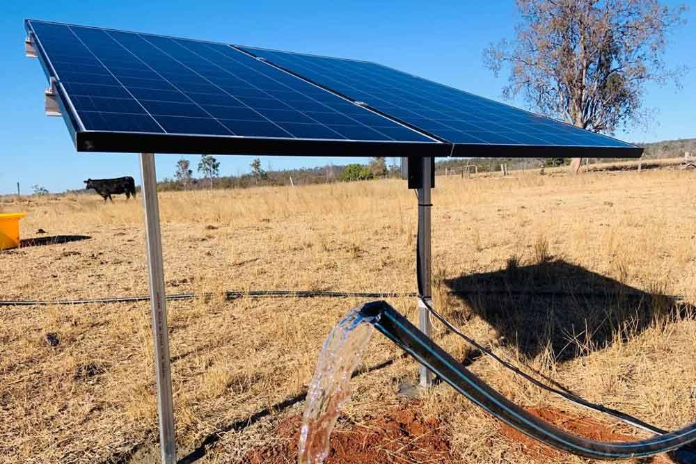 Shervey Pumps Solar